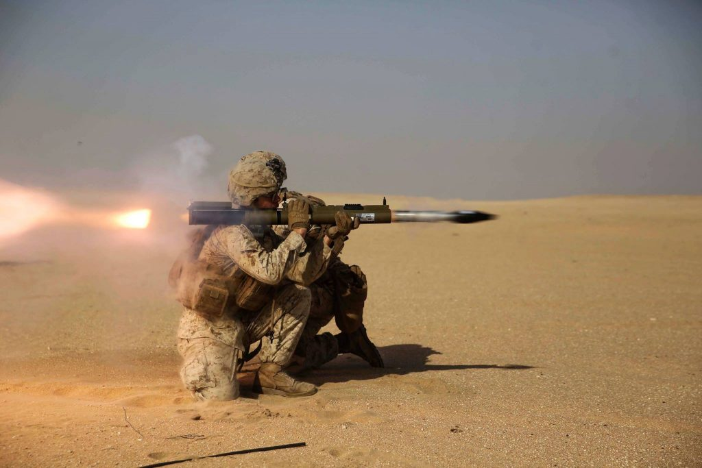 USMC M72